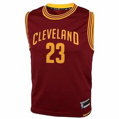 Compare prices on Lebron James Cavaliers Youth Jerseys and other Cleveland Cavaliers memorabilia. Save money on Cavaliers Lebron James Youth Jerseys by browsing leading online retailers. Cleveland Cavs Jersey, Lebron James Cleveland, Irving Nba, Kyrie Irving, Irving Cavaliers, Lebron James Basketball, Nba Store, Jersey Boys, Portland Trailblazers