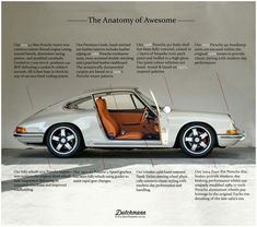 The reality is that 95% of Dutchmann's output is now Porsche-based. The Guild didn't plan this, but it's turned out that way based on the success of the 912 Weekend Racer (and the recent launch of the WRS). There's certainly a pleasing aspect of authenticity to this fate–as opposed to a marketing-engineered brand story.
