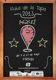 Ruta de la tapa. Del 9 al 12 de mayo en Mérida (Badajoz)