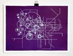 lithography print
