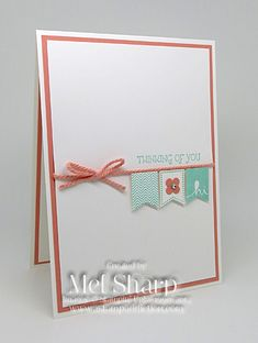 SUO Banner Blast by stampinandstuff - Cards and Paper Crafts at Splitcoaststampers