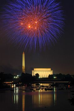 Washington D.C. 4th of July Fireworks