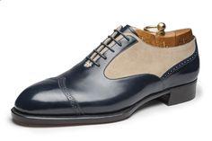 Foster&Son – Art Deco inspiration… Oxford Blue