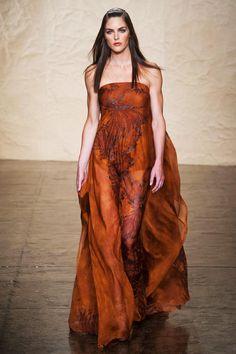 Donna Karan, New York, Spring 2014