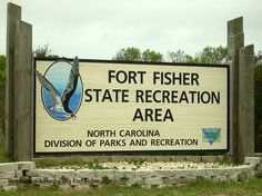 Visit the Fort Fisher museum @ Kure Beach, NC when you visit Wilmington.