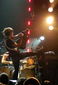 From Sleater Kinney's last NYC Show