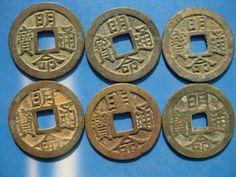 Tomcoins-Vietnam Minh Mang Thong Bao cash coin