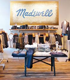 "Madewell (Soho). Affectionately nicknamed ""J. Crew's little sister,"" Madewell masters cool downtown style."