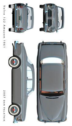 Volvo Amazon (1961)