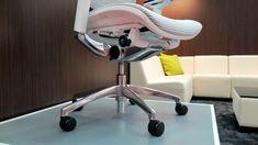 Câteva cuvinte despre scaunul ergonomic Mirus, și poze cu acesta – MIRUS.RO Ergonomic Chair, Stationary, Bike, Projects, Furniture, Home Decor, Bicycle, Log Projects, Blue Prints