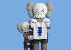 KAWS And Uniqlo Join Forces Once Again For An Expansive Summer Capsule - mini:licious by wendy lam Nigo, Billionaire Boys Club, Thrasher, Stussy, Creative Director, Smurfs, Baby Kids, Graphic Tees, Kids Fashion