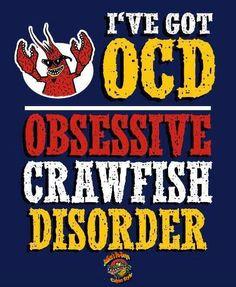 OCD in Louisiana!!