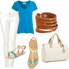 """""""Casual Day Out"""" by vaneros on Polyvore"""