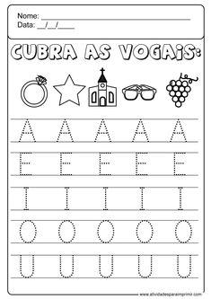 Dinosaur Preschool No Prep Worksheets & Activities Alphabet Activities Kindergarten, Preschool Writing, Kindergarten Math Worksheets, Preschool Learning Activities, Alphabet Worksheets, Worksheets For Kids, Tracing Worksheets, Number Tracing, Spanish Alphabet