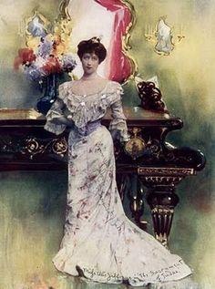 século XIX alta costura na belle époque - hmsu.wordpress.com
