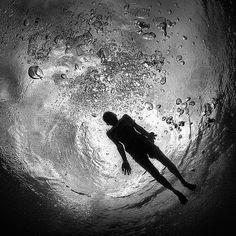 The black and white underwater photography by Indonesian photographer Hengki Koentjoro تصوير تحت… – unpraying-try Semarang, Underwater Photos, Underwater Photography, Amazing Photography, Black White, Black And White Pictures, Deep Books, Photo D Art, Chiaroscuro