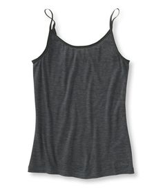 Women's PrimaLoft/Wool Base Layer, Camisole: Bras and Underwear   Free Shipping at L.L.Bean