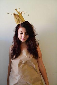 Paperbag Princess: Whimsy Darling #halloween