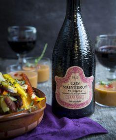 Reseptit, musiikki ja viinivinkit täydelliseen tapas iltaan.
