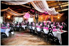 I absolutely love this.its pink! Wedding Chapels, Unique Wedding Venues, Chapel Wedding, Luxury Wedding, Wedding Ideas, Business Ideas, Perfect Wedding, Wedding Planning, Reception