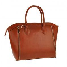 Ore10 borsa donna in pelle a mano e tracolla italian leather woman handbag