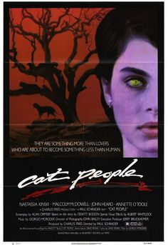 Cat People Movie Poster - Internet Movie Poster Awards Gallery