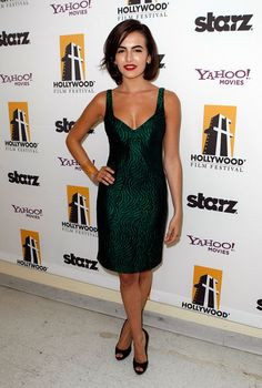Camilla Belle Photo - 12th Annual Hollywood Film Festival's Awards Gala - Show