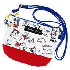 Mickey & Friends Tsum Tsum Purse