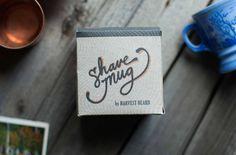 #ShavingMugs, by Harvest Beard Co. #ClassicShaving #MensCare  www.SmithandCoxCo.com