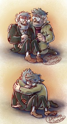 I'm Okay I tell you by Demona-Silverwing on DeviantArt