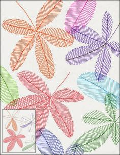 Art Projects for Kids Transparent Leaves. Art Projects for Kids Fall Art Projects, School Art Projects, Projects For Kids, Marker Kunst, Marker Art, Classe D'art, 5th Grade Art, Sharpie Art, Autumn Art
