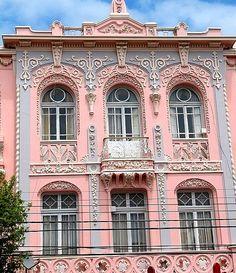 - Lấy = Follow 💋 [ Tiểu Bất Điểm ] Pink Love, Pink Grey, Pretty In Pink, Tout Rose, Gris Rose, Beautiful Buildings, Beautiful Homes, Beautiful Places, Simply Beautiful