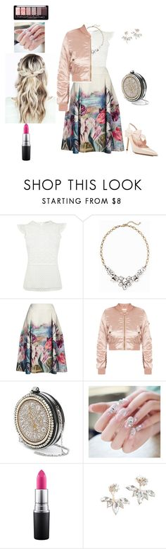"""""""Soft 2017"""" by unpocoboho on Polyvore featuring Oasis, Old Navy, Phase Eight, Alexander McQueen, MAC Cosmetics and Kate Spade"""