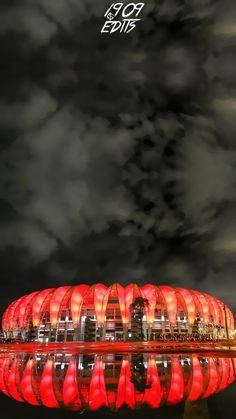 Beira Rio inter Rio Wallpaper, Time Internacional, Time Do Brasil, Soccer Photography, Moda Instagram, Football Stadiums, Sports Wallpapers, Rio Grande Do Sul, Sports Clubs