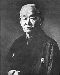 Jigorō Kanō嘉納 治五郎 (1860-1938) est le fondateur dujudo
