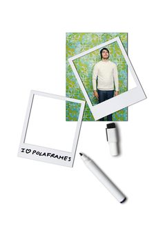 Gifts for Co-Workers - Creative: Pylones Polaroid Magnetic Frame from #InStyle