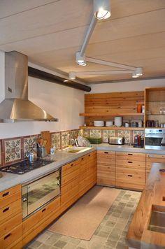 Winery Balaton Highland, Hegymagas, 2014 - Sagra Architects #kitchens