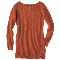 Mossimo® Women's Plus-Size Long-Sleeve Sweater - Assorted Colors