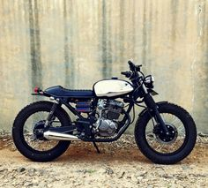 Garage Project Motorcycles - Saw a sweet little Honda on Instagram and asked...