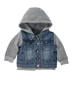 Food, Home, Clothing & General Merchandise available online! Denim Joggers, Little Princess, Kids Fashion, Menswear, Pregnancy, How To Wear, Jackets, Clothes, Baby