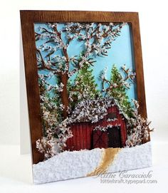 KC Impression Obsession Tree Frame 9 left