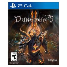 Dungeons II - PRE-Owned - PlayStation 4, PREOWNED