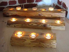 Tischdeko Aus Altem Holz Als Besondere Geschenkidee F�r Picture