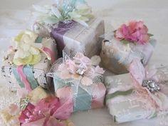 beautiful feminine packages