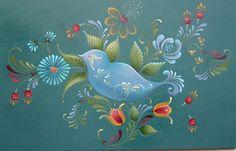 strokework bird panel