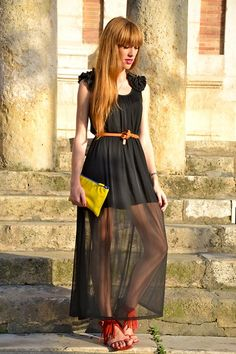 Night and long (by Irene R.G) http://lookbook.nu/look/3594835-night-and-long