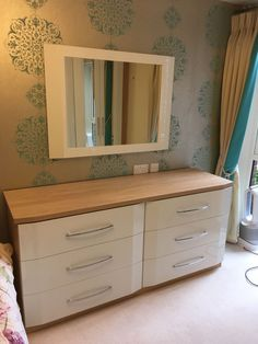 Fitted Bedroom Furniture, Fitted Bedrooms, Office Furniture, Bespoke Furniture, Dressing Room, Dresser, Flooring, Wall, Home Decor