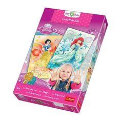 Disney Hercegnők Csillámpor kreatív szett