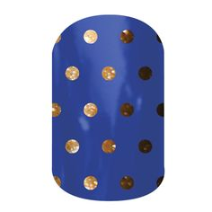 Jamberry Icy Berry Polka - Jamberry Nail Wraps are Buy 3, Get 1 FREE! Click here to order -> www.nicoleknaus.jamberrynails.net