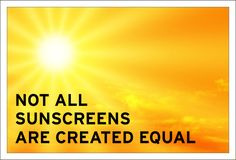 Not all sunscreen is created equal. Everything we slather on absorbs right into our bodies, so it is important to consider the ingredients. Everything Is Awesome, Our Body, Sunscreen, Equality, Bodies, Wellness, Create, How To Make, Social Equality